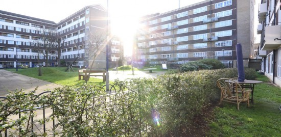 investments in property east london