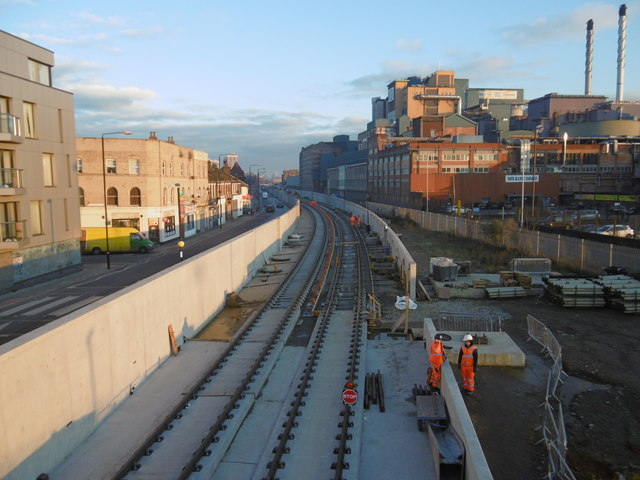 East London Property investments once cross rail link finished